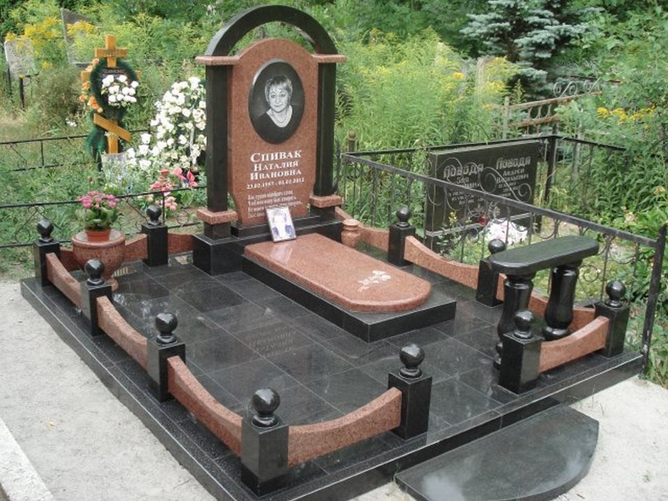 калуга памятники на могилу